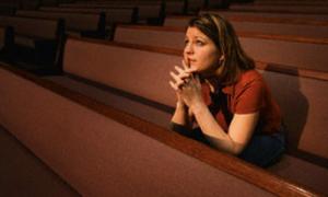 Sitting to Pray