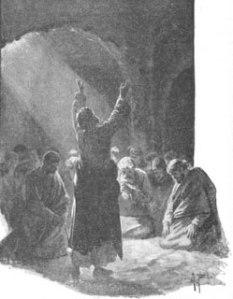 Standing to Pray