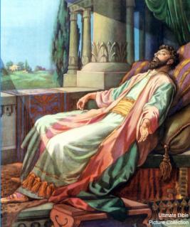Solomon's Dream - 1 Kings 3:5-15