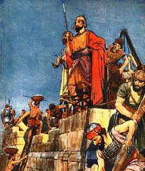 Rebuilding the Walls - Nehemiah