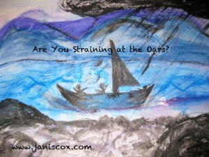 Are-You-Straining-at-the-Oars-