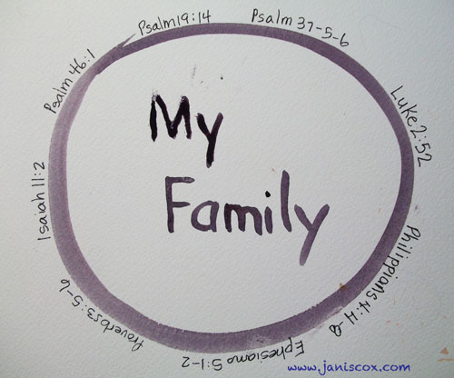 prayer-circle-family