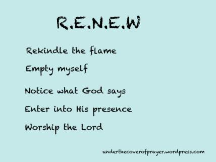 renew---Acronym